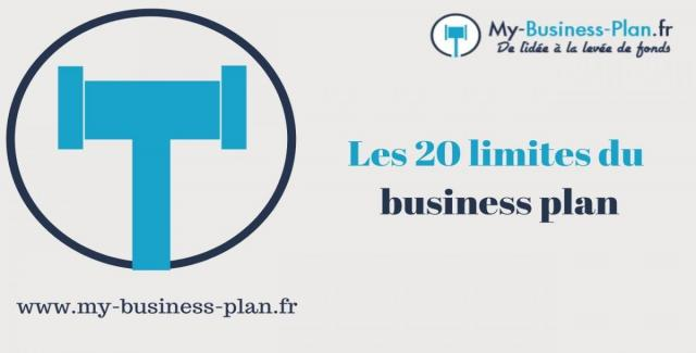 20 points négatifs au business plan