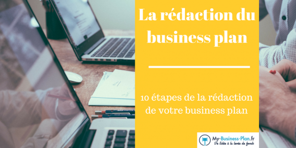 rédaction business plan