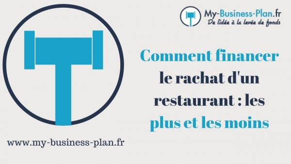 financer son restaurant