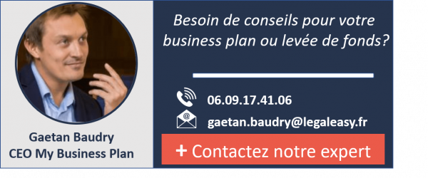 coach en business plan et levée de fonds